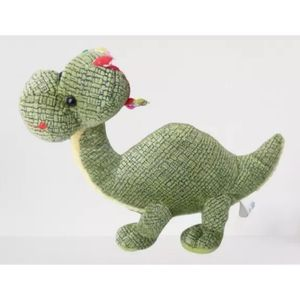 Green Dinosaur Stuffed Animal Plush Toy